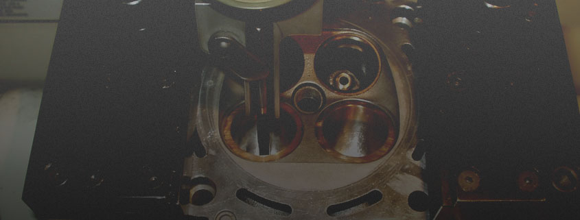 Fastheads - dirt bike cylinder head service